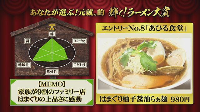 廣島らぁ麺 九重商店