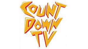 「カウントダウンTV」ロゴ